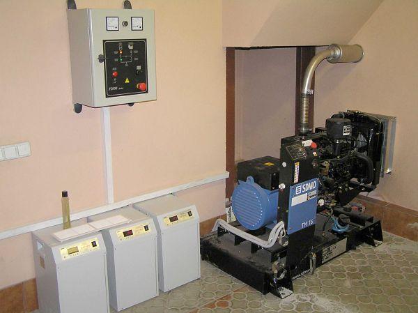 Бытовые дизельные генераторы: достоинства и недостатки