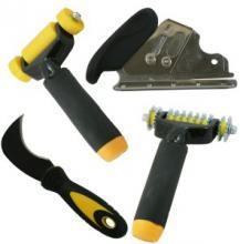 Инструменты чтобы стелить линолеум