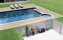 Подогрев бассейна - различные способы.